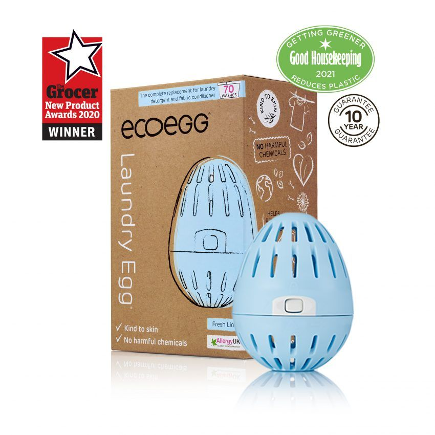 Laundry Egg - alternative to Washing Detergent by EcoEgg from