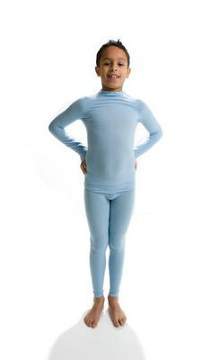 90bd1c6e16a82f Seamless Base Layers - Long Leggings - Skinnies Child from Sensory Smart  Store