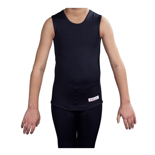 SPIO TLSO Compression Vest  - Deep Pressure & Core Stability from
